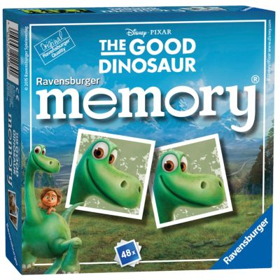 Den gode dinosaur huskespil