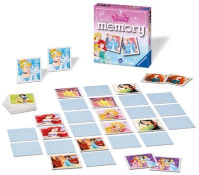 Disney Prinzessin - Memory-Kartenspiel