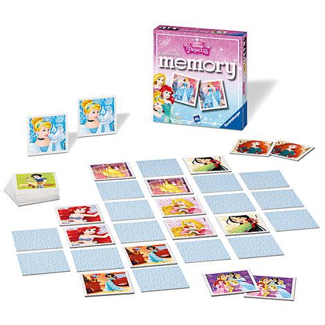 Disney Prinsessor memoryspel