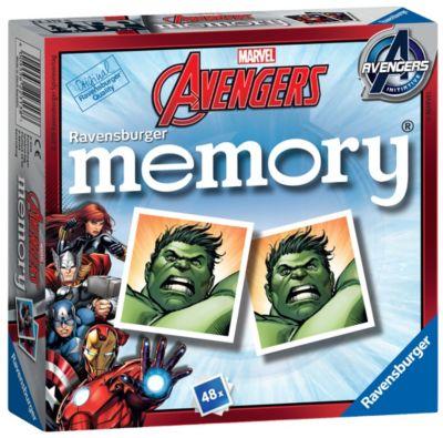 Avengers, gioco memory