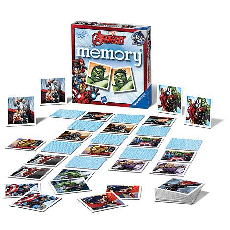 Avengers memoryspel