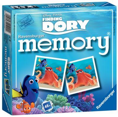 Alla Ricerca di Dory, gioco memory