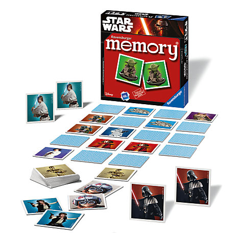Jeu de mémory Star Wars