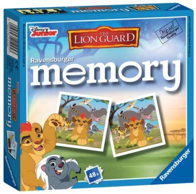 Die Garde der Löwen - Memory-Kartenspiel