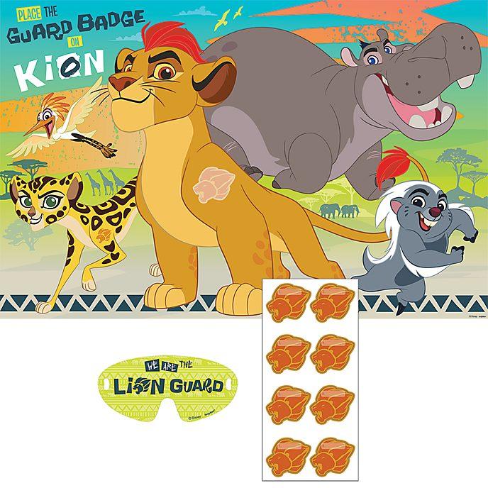 Jeu de fête La Garde du Roi Lion