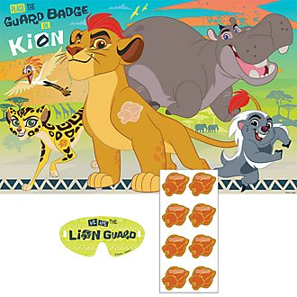 The Lion Guard, gioco per festa