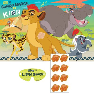 The Lion Guard Party Game