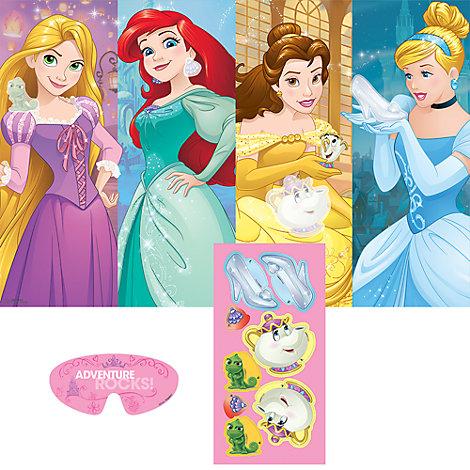 Principesse Disney, gioco per festa