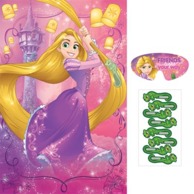 Rapunzel Party Game, Tangled
