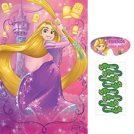 Rapunzel partylek, Trassel