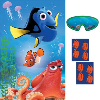 Finding Dory x6 Party Hats
