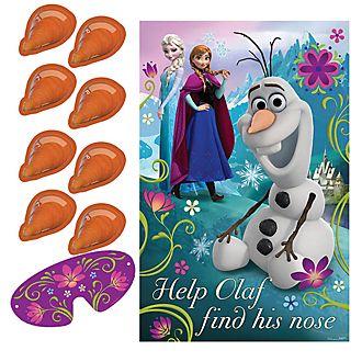 Juego fiesta Olaf, Frozen, Disney Store