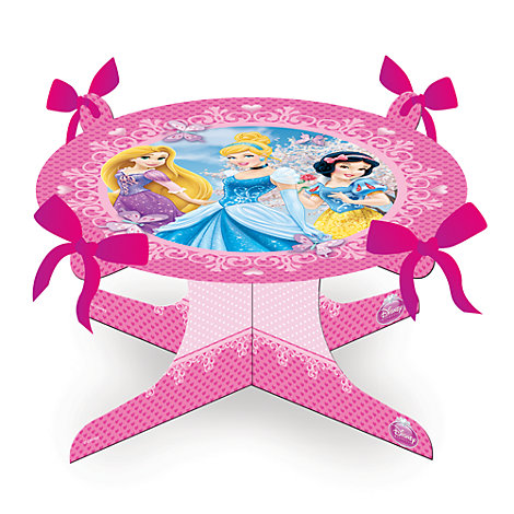 Pedestal pastel princesa Disney