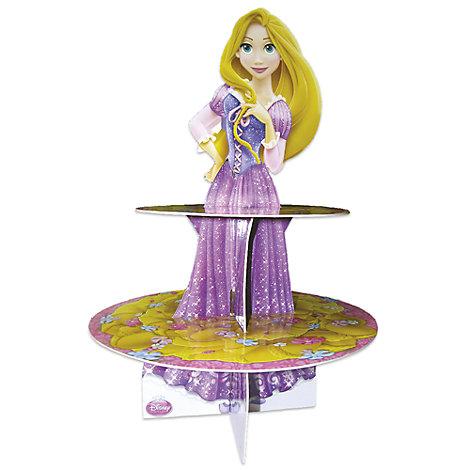 Rapunzel Cupcake Stand, Tangled