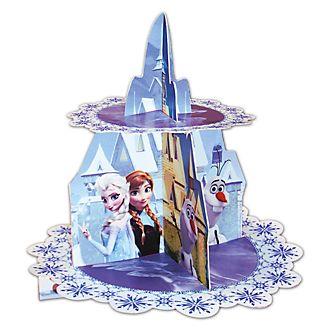 Pedestal para pastel de Frozen