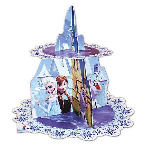 Plat à gâteaux La Reine des Neiges