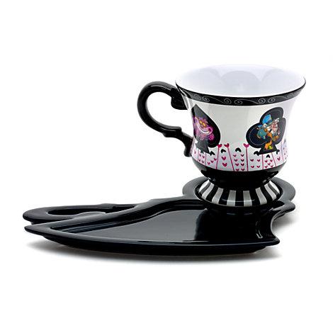 alice in wonderland cup and saucer. Black Bedroom Furniture Sets. Home Design Ideas