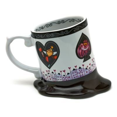 Mug fondant Alice au Pays des Merveilles, Disneyland Paris