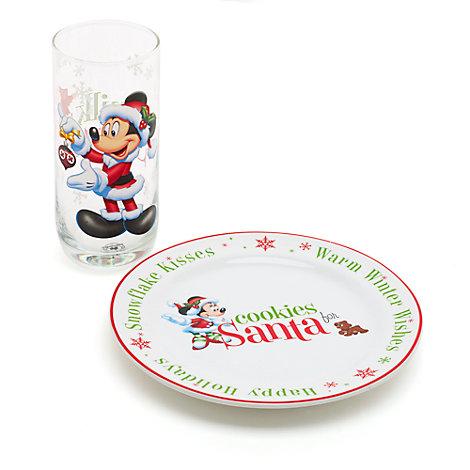 Walt Disney World - Kekse für den Weihnachtsmann Set