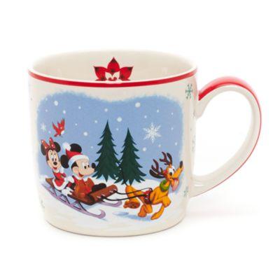 Tazza natalizia Topolino e i suoi amici, Walt Disney World