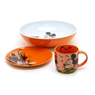 Piatto Halloween Topolino, Walt Disney World