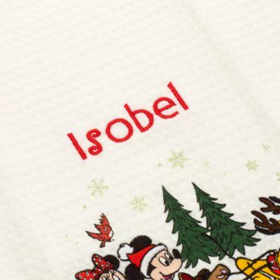 Set paños cocina navideños Walt Disney World