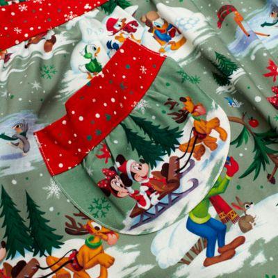 Tablier de Noël Le Monde de Walt Disney