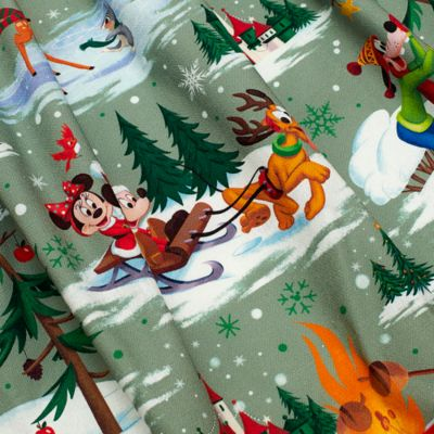 Walt Disney World - Weihnachtliche Schürze