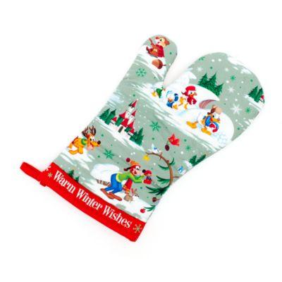 Walt Disney World ovnhandske med juletema