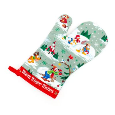 Guanto da forno natalizio Walt Disney World