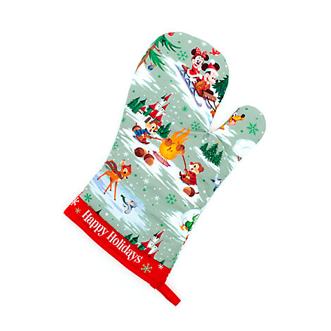 Walt Disney World Christmas Oven Glove