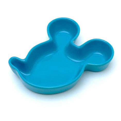 Bol para tentempiés azul de Mickey Mouse, de Disneyland Paris
