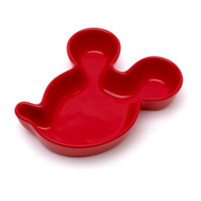 Disney Paris - Micky Maus - Rote Snackschale