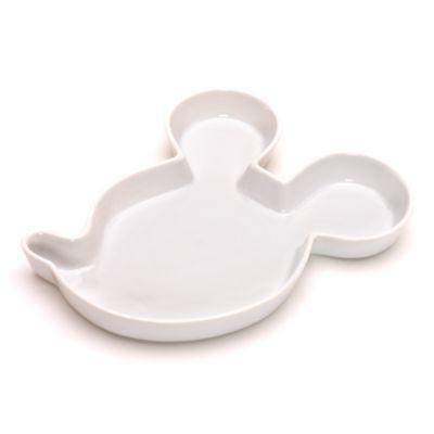 Disney Paris - Micky Maus - Weiße Snackschale