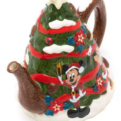 Théière de Noël, Le Monde de Walt Disney