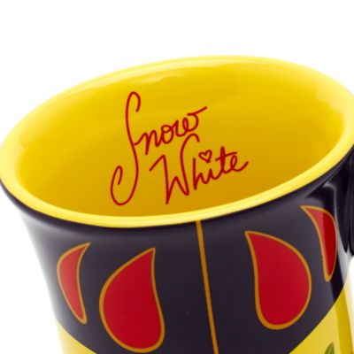 Walt Disney World Snow White Sculpted Mug