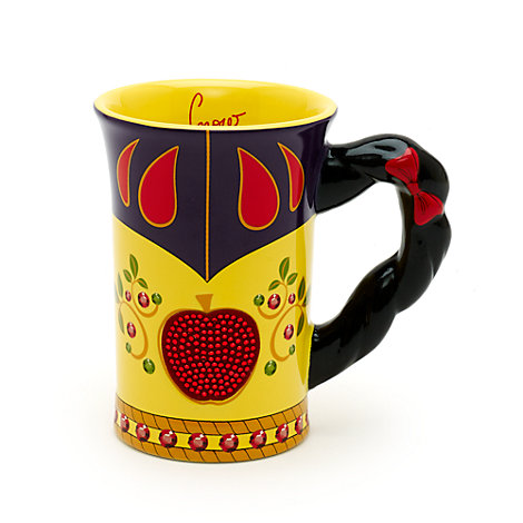 Tazza scolpita Biancaneve Walt Disney World