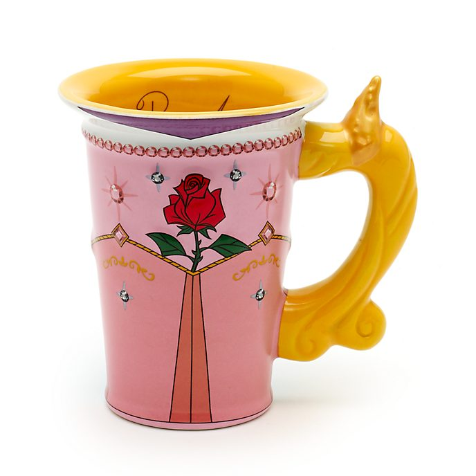 Walt Disney World Aurora Sculpted Mug, Sleeping Beauty