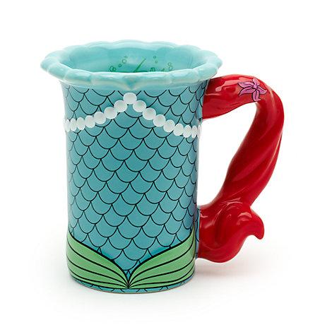 Mug sculpté Ariel de La Petite Sirène, Walt Disney World