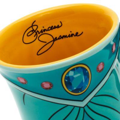 Mug sculpté Princesse Jasmine d'Aladdin, Walt Disney World