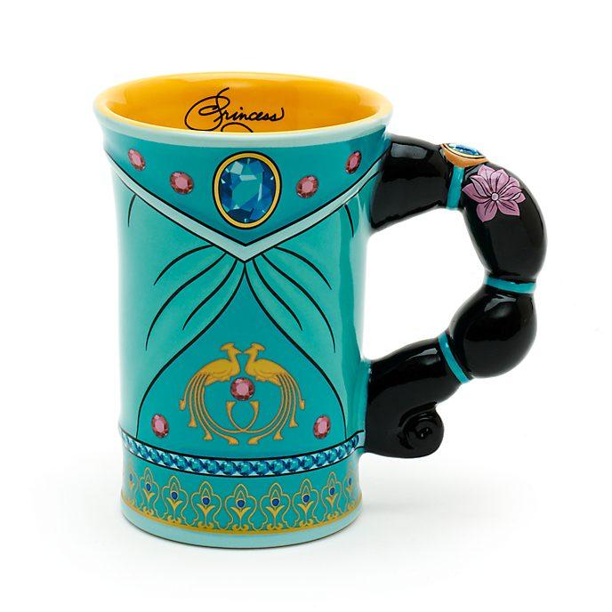 Tazza scolpita Principessa Jasmine, Aladdin, Walt Disney World