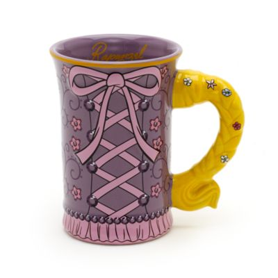Walt Disney World Rapunzel Sculpted Mug, Tangled