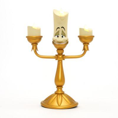 Personaggio Lumière con luce Disneyland Paris