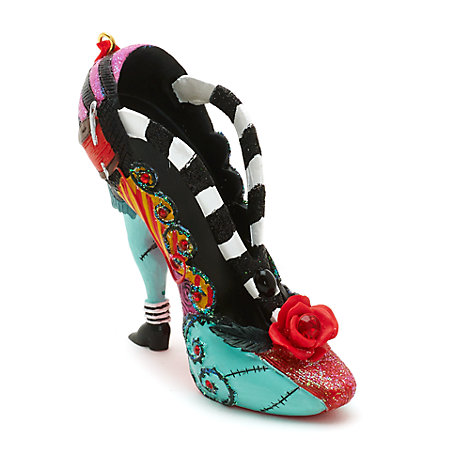 Zapato decorativo miniatura Sally