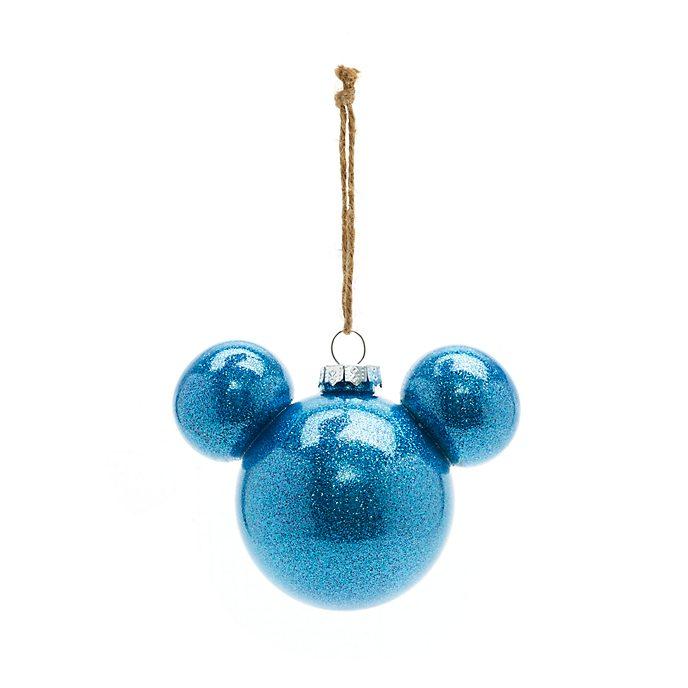 Mickey Mouse Blue Bauble, Disneyland Paris