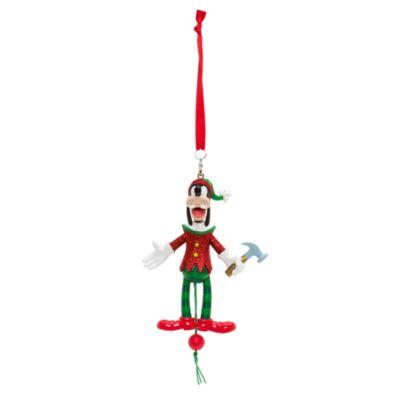 Decoración navideña Goofy, Walt Disney World