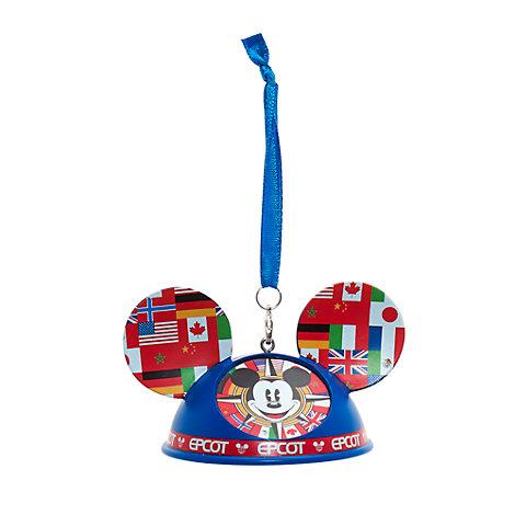 Décoration Mickey Mouse Epcot, Le Monde de Walt Disney