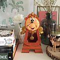 Reloj de péndulo Din-Don, Disney Store