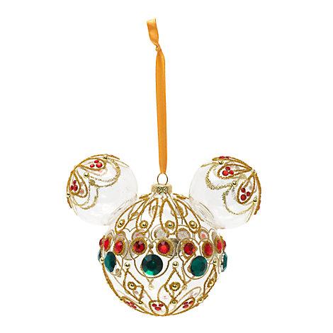 Decoración gemas silueta Mickey Mouse, Walt Disney World