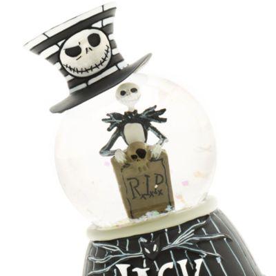 Mini palla di vetro Nightmare Before Christmas